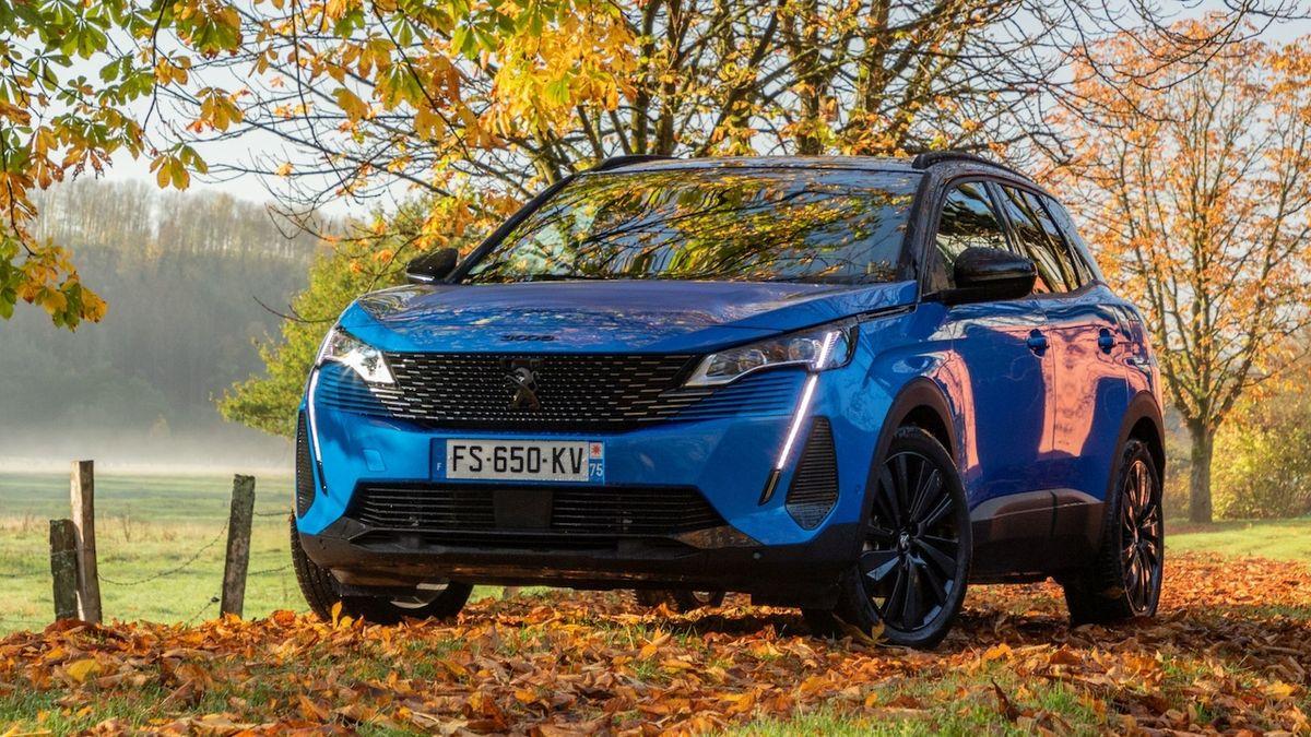 První dojmy: Modernizované Peugeoty 3008 a 5008 mají co nabídnout