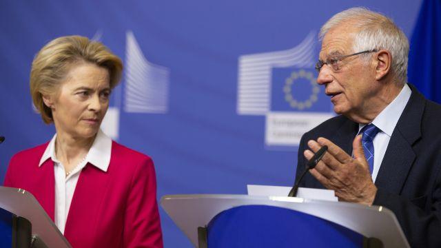 EU odsuzuje narušení české svrchovanosti a podporuje potrestání viníků