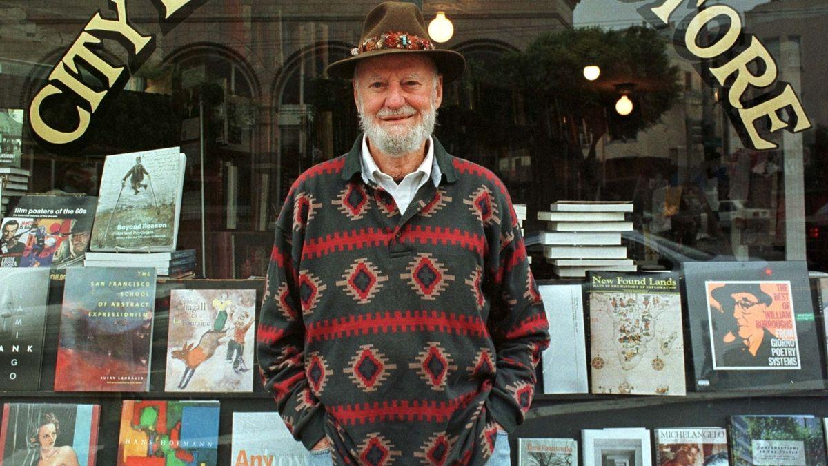 Zemřel Lawrence Ferlinghetti