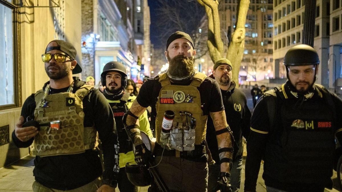 Kanada označila neofašistickou skupinu Proud Boys za teroristy