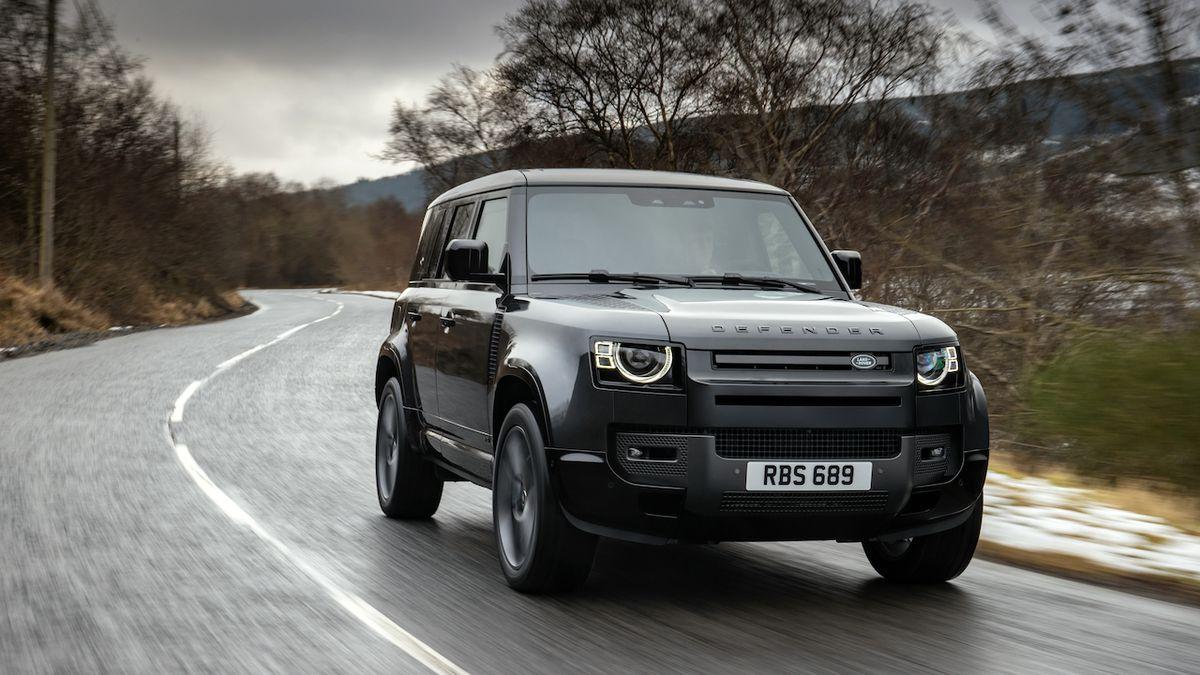 Je koroze v módě? Úpravce nabízí rezavé díly na nový Land Rover Defender