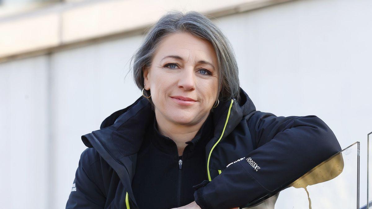 Naďa Hynková Dingová: Český znakový jazyk je krásný