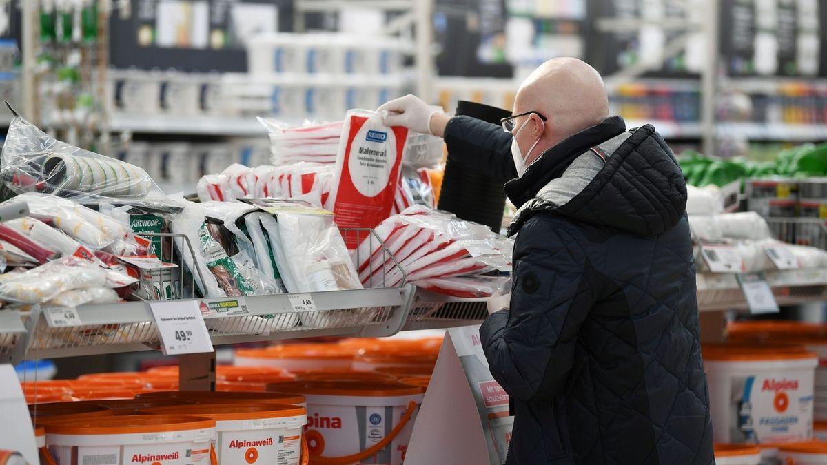 Německo oťukává, jak pootevřít obchody