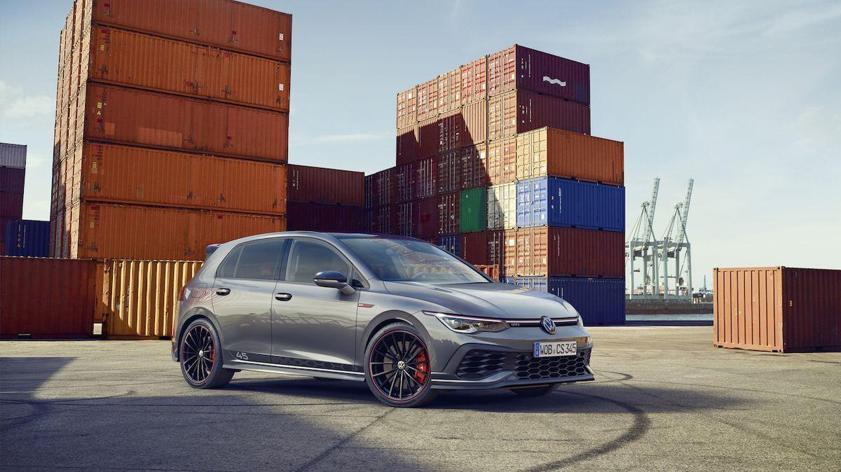 Volkswagen slaví 45 let Golfu GTI speciální edicí
