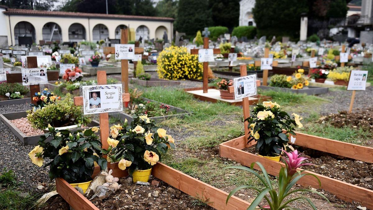 V Itálii zemřelo nejvíce lidí od druhé světové války