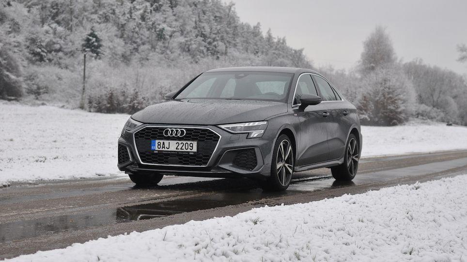 Test Audi A3 sedan: Kapesní limuzína