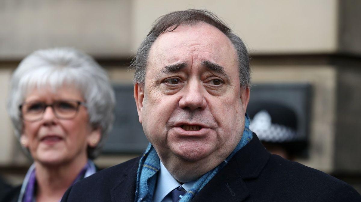 Skotský expremiér se vrací. Chce referendum o nezávislosti