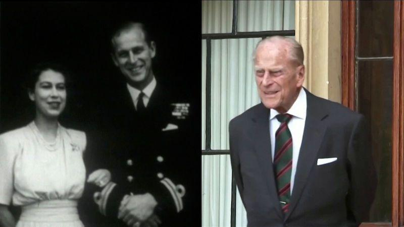 Z Řecka až na britský královský dvůr. Taková byla životní pouť prince Philipa