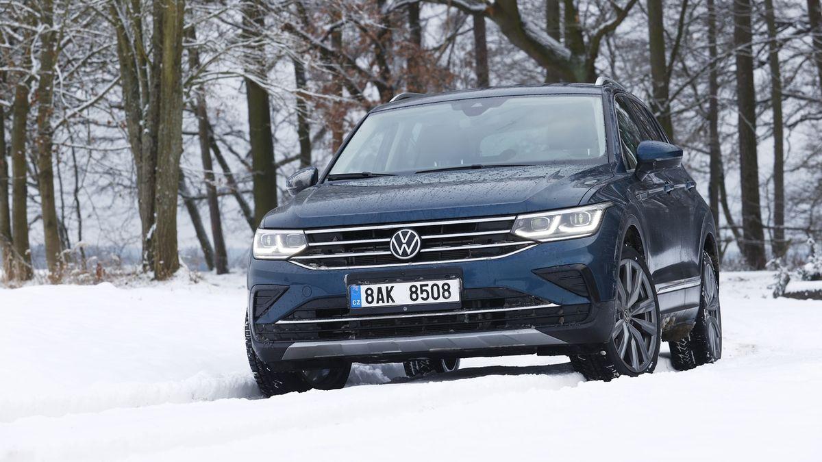Test modernizovaného Volkswagenu Tiguan: Komfortní dříč se špičkovými světlomety