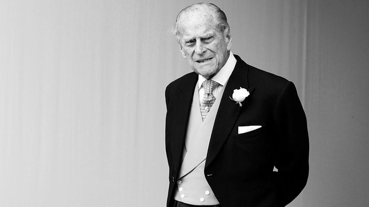 Princ Philip zemřel