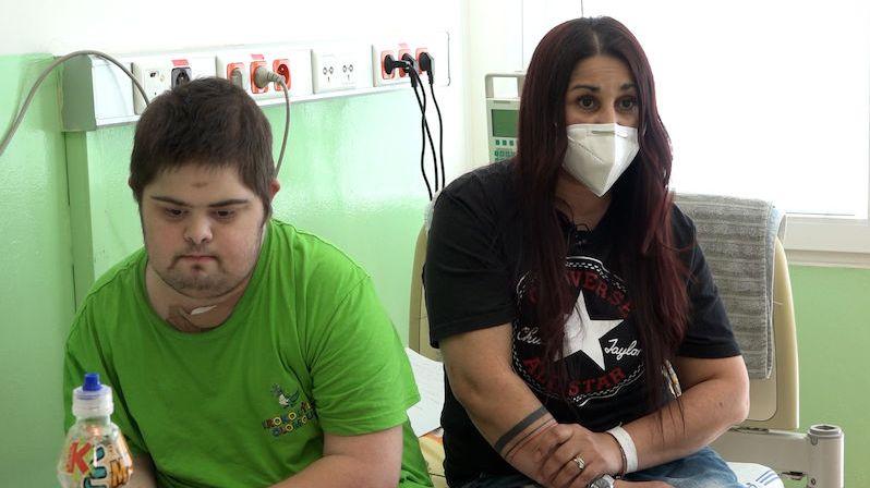 Honzíka s Downovým syndromem museli kvůli covidu resuscitovat, boj nakonec vyhrál