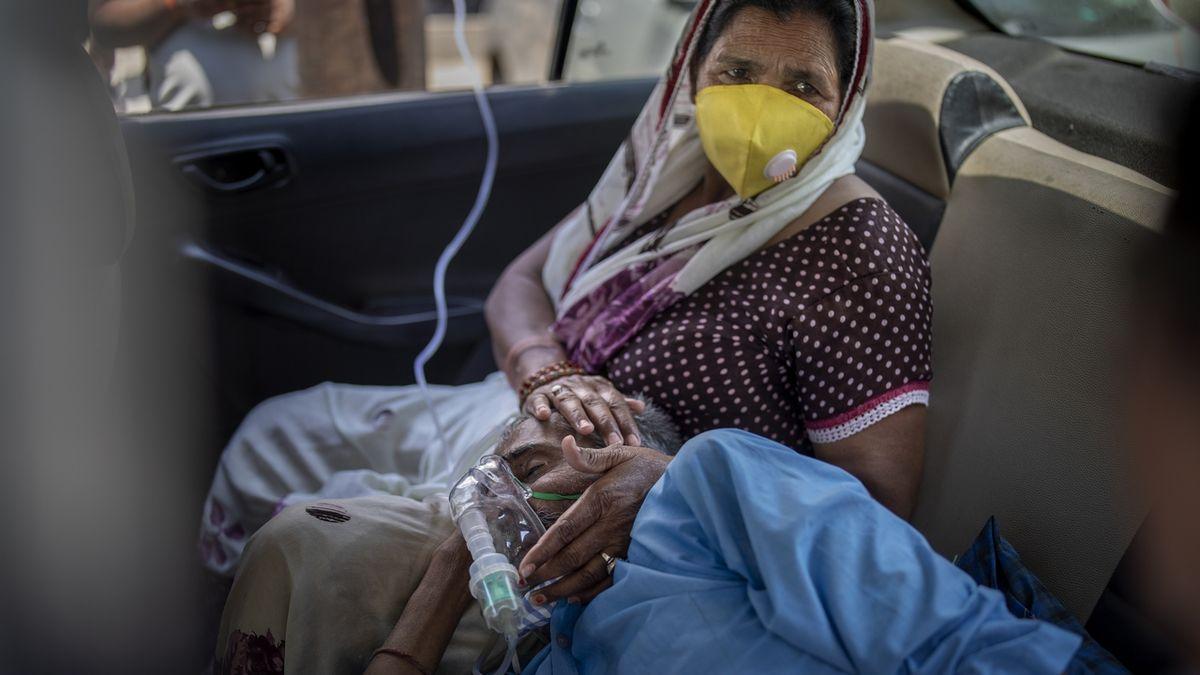 ON-LINE: V Indii přibyl rekordní počet nakažených