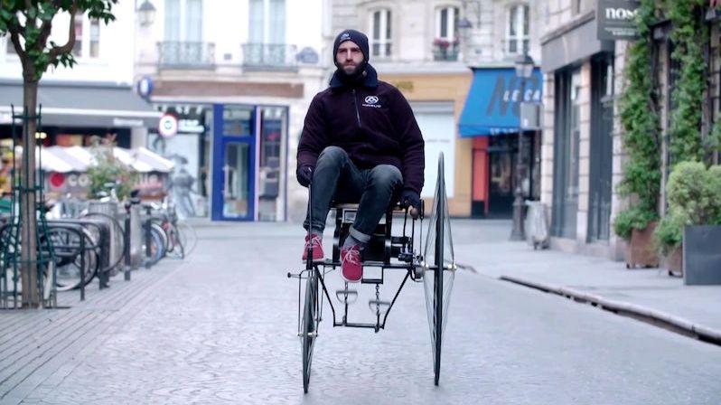 První elektrická tříkolka vznikla před 140 lety ve Francii
