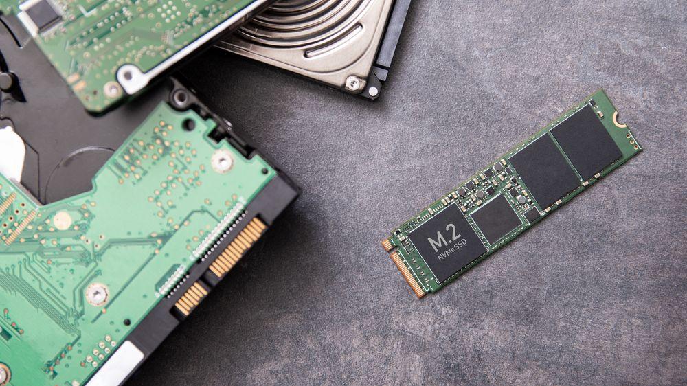 Zmizí SSD z obchodů? Využívají se k těžbě nové kryptoměny