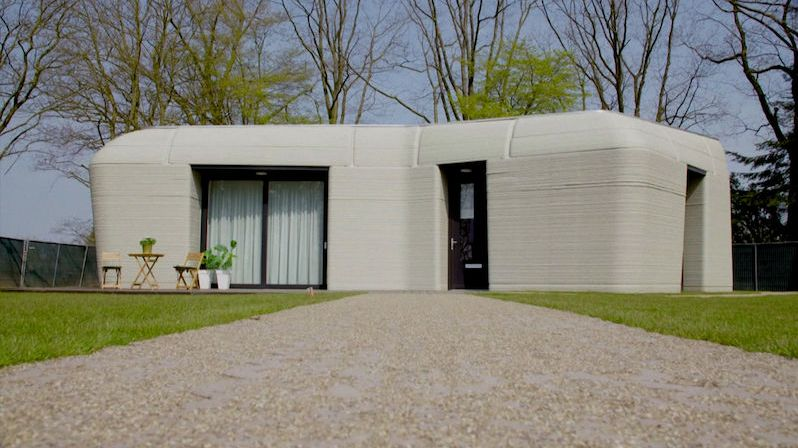 Nizozemský pár v důchodu bydlí tak jako nikdo v sousedství