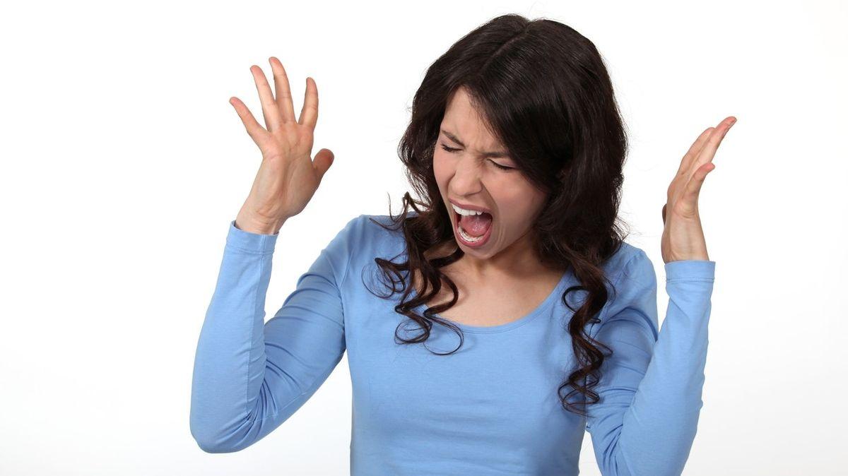 Terapie křikem aneb Jak se vypořádat se stresem či vztekem
