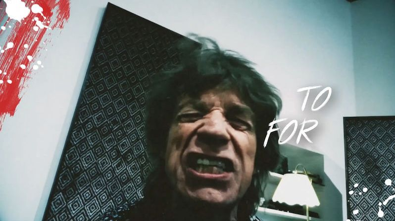 Mick Jagger oslavil konec lockdownu energickou rockovou novinkou