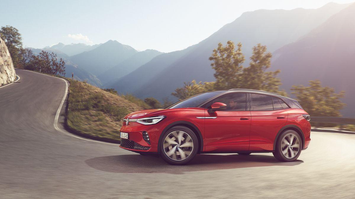 Místo GTI je tu GTX, první ostrý Volkswagen na elektřinu