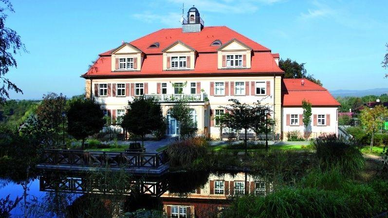 Seebohmova vila nebo také Zámeček. Život v ní byl opravdu noblesní