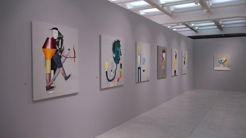 Národní galerie představuje retrospektivu tvorby Viktora Pivovarova