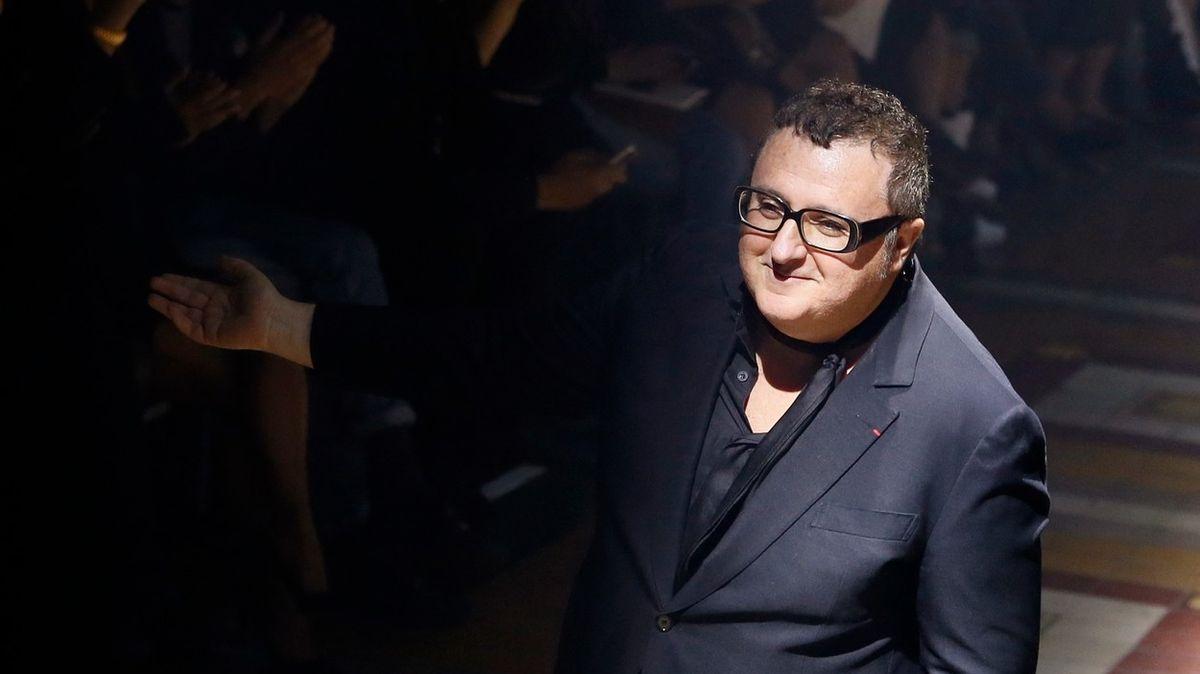 Zemřel Alber Elbaz, oblíbený návrhář celebrit