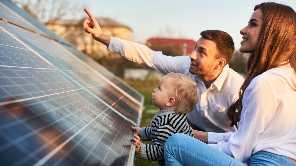 Komerční banka přichází se zvýhodněnou půjčkou na podporu domácích fotovoltaických elektráren