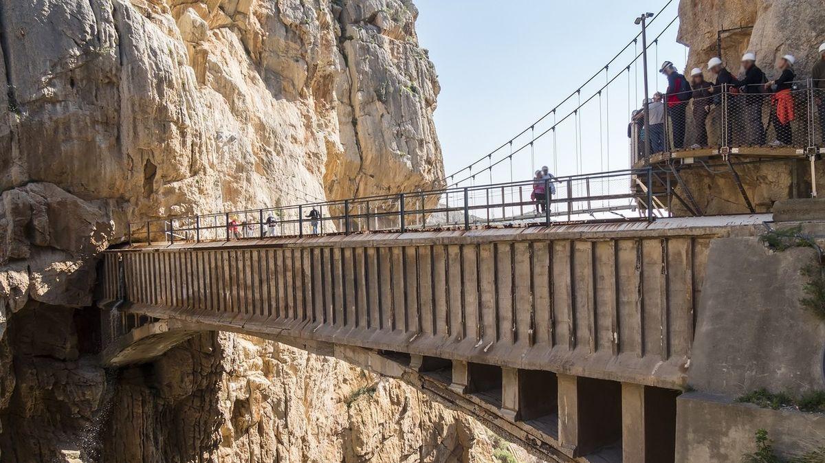 FOTO: Někdejší stezka smrti už návštěvníky děsit nemusí