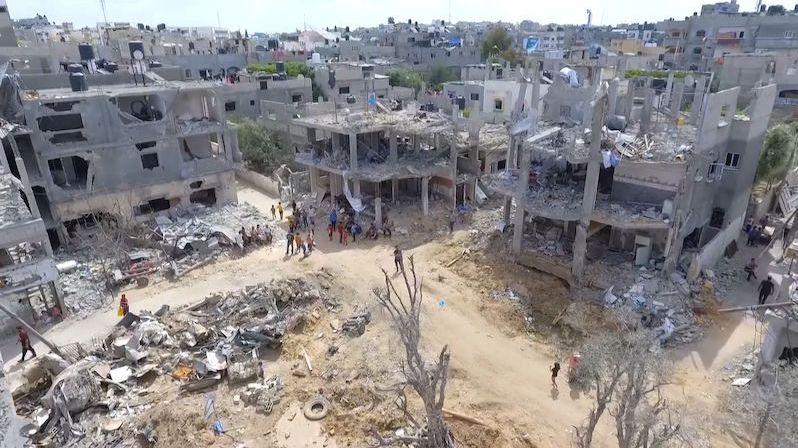 Bylo to 11 děsivých dní. Nikdo nemohl ven, líčí šéf Lékařů bez hranic v Gaze