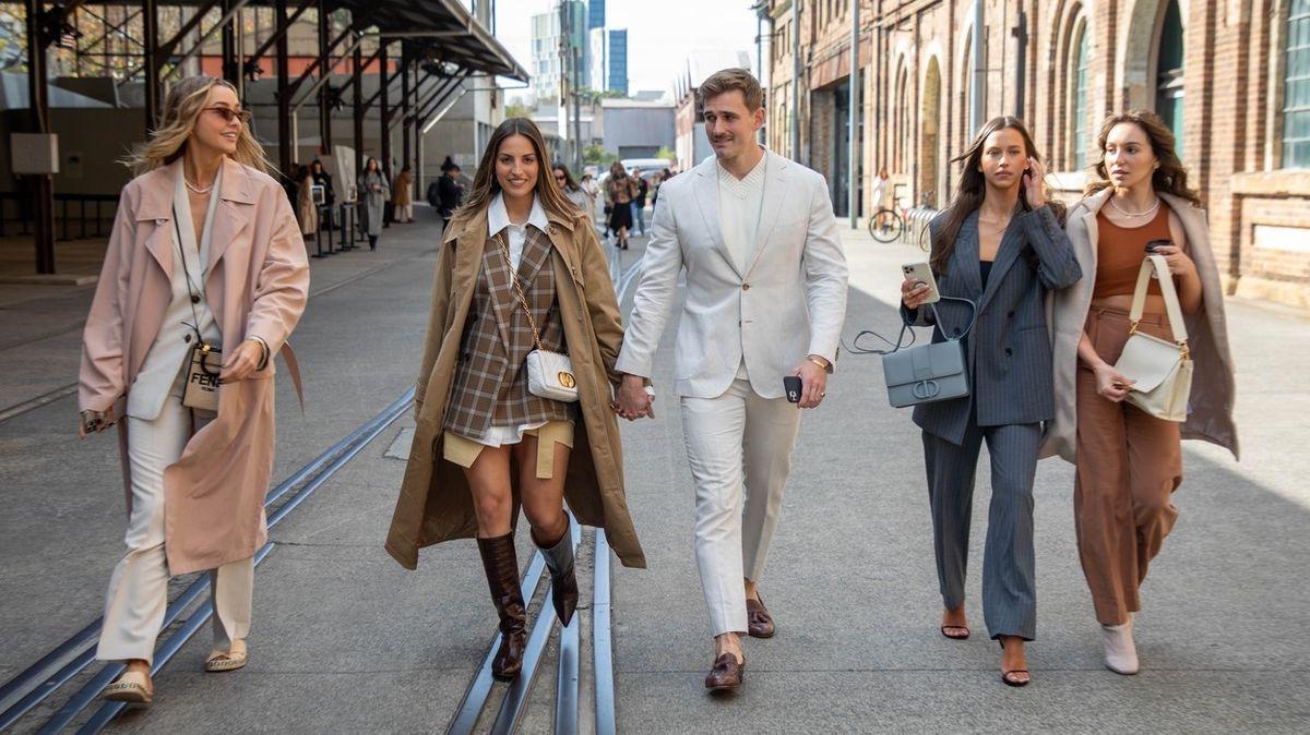 Inspirujte se módou z ulic australského Sydney