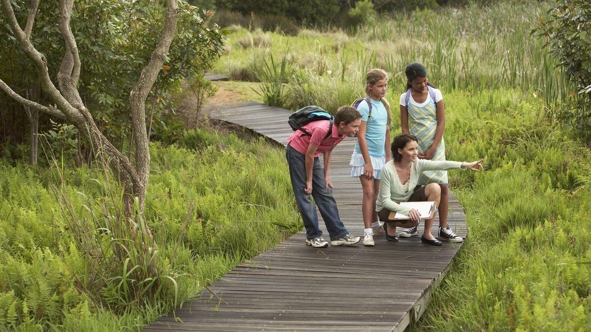 Několik tipů, jak dětem zpestřit výlety, aby je ještě více bavily