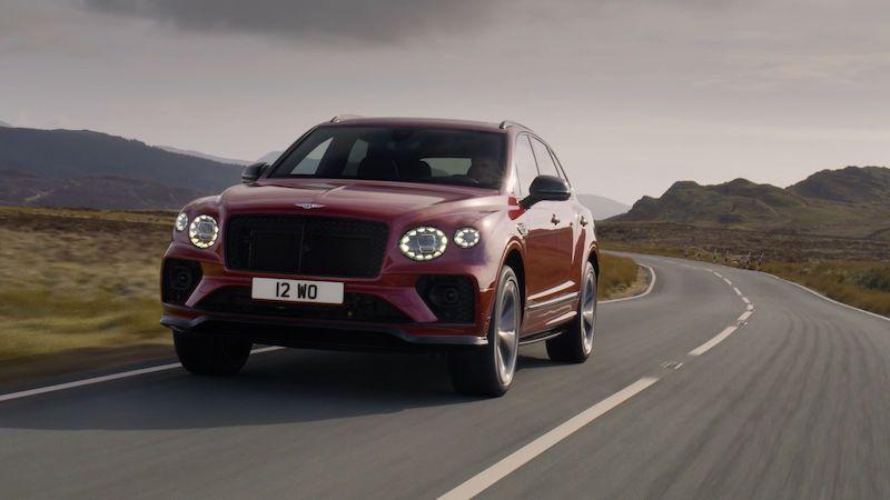 Bentley Bentayga S má nabídnout sportovnější svezení v luxusním SUV