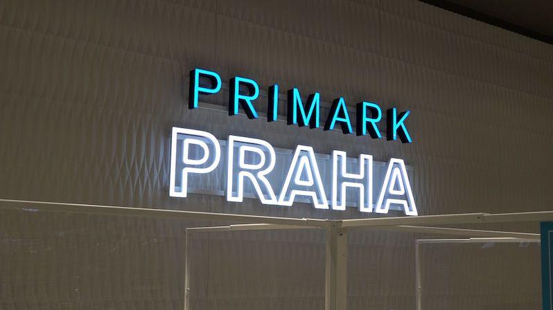 Řetězec Primark otevírá v Česku