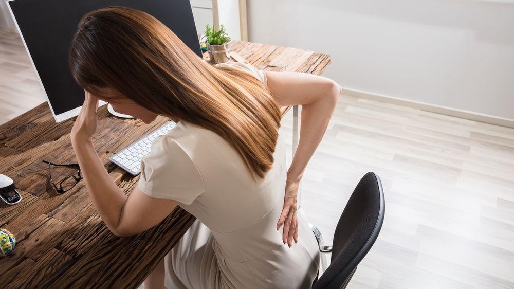 Skrytá rizika sedavého zaměstnání