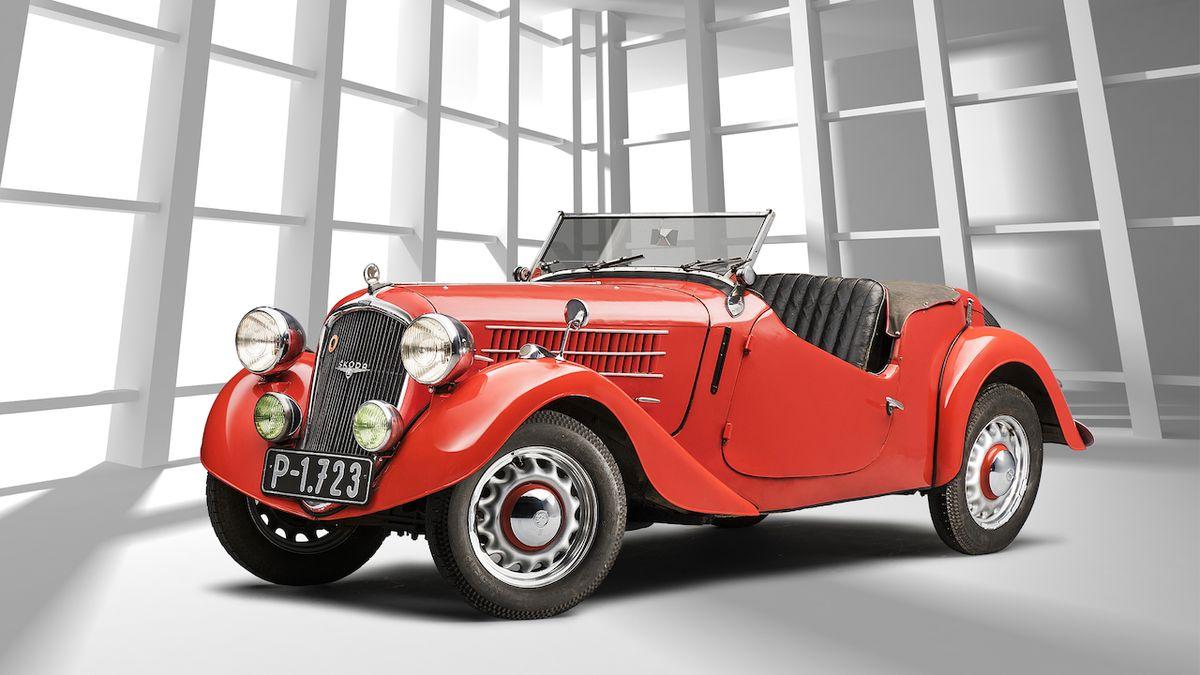 Jak Škoda Popular před 85 lety překvapila Monte Carlo