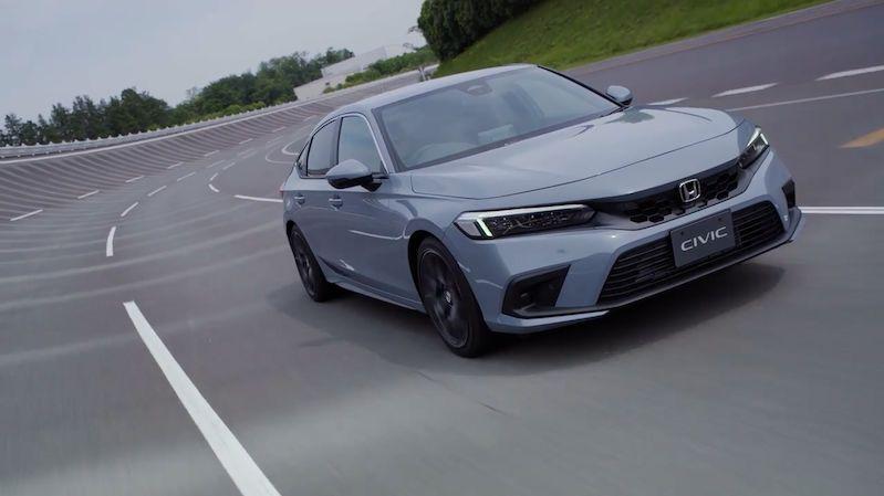 Honda představuje nový hatchback Civic, v Evropě bude pouze jako hybrid