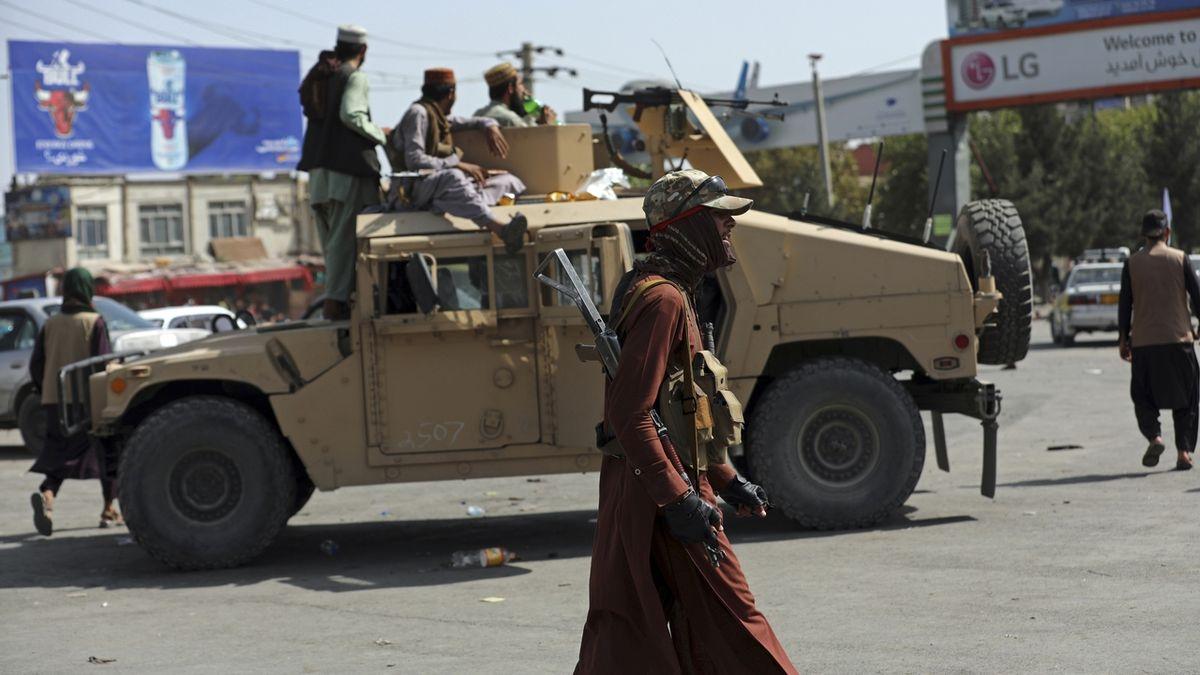 Fatální selhání tajných služeb: Tálibán nepřevezme Kábul před 11. zářím