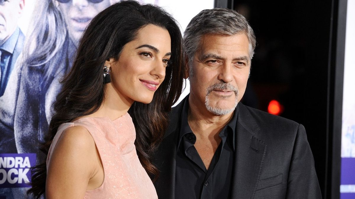 George Clooney: Otcovství mi dalo víc než Hollywood