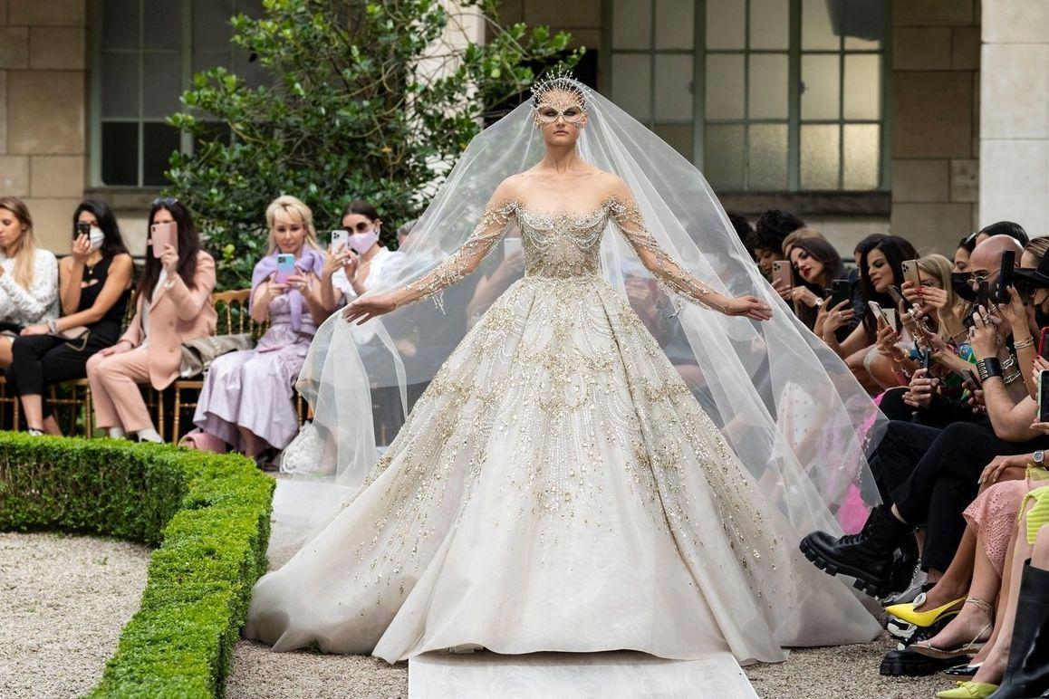 Svatební šaty od značky Zuhair Murad