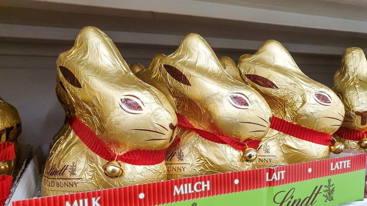 Čokoládový velikonoční zajíček má právo na ochranu, rozhodl německý soud