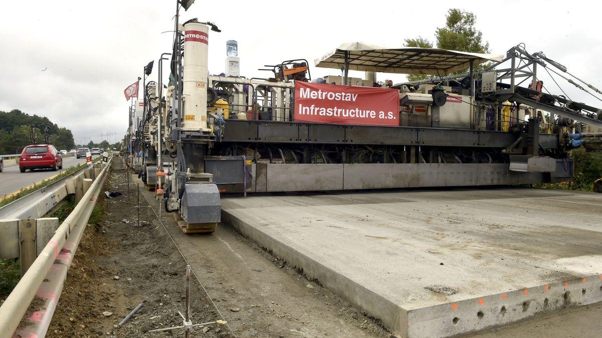 D1 bez dlouhodobých uzavírek, modernizace v říjnu skončí