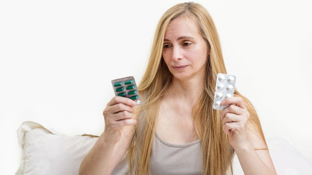 I menopauza může bolet