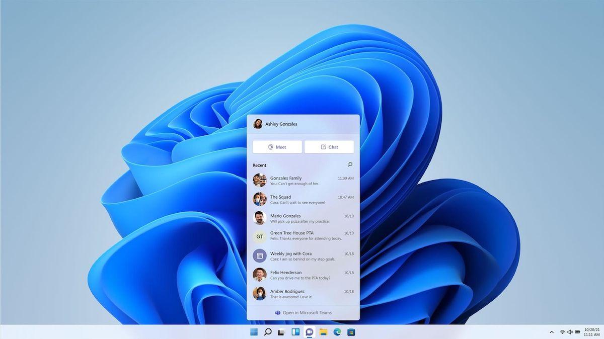 Windows 11 nebudeme nikomu nutit, slibuje Microsoft