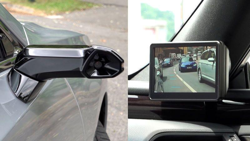 Jak se žije s kamerami místo zrcátek? Digitální řešení Lexusu potěší i zklame