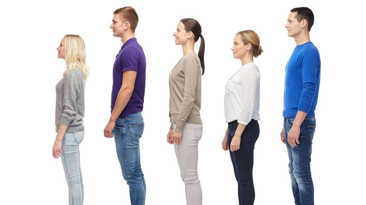Výška versus váha aneb Co je atraktivnější pro ženy, a co pro muže