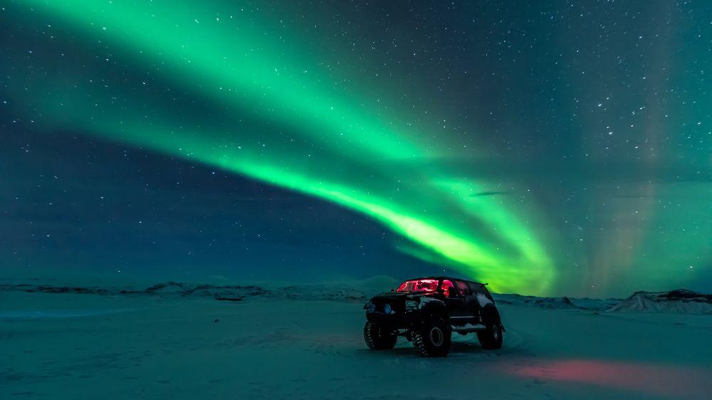 Hledá se lovec polární záře. Islandský hotel láká neotřelou nabídkou