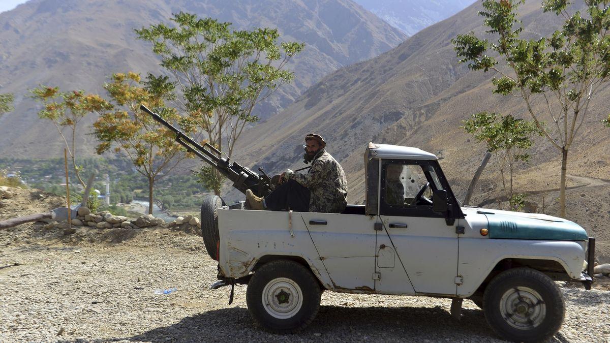 Tálibán zahájil útok na odpůrce v Pandžšíru