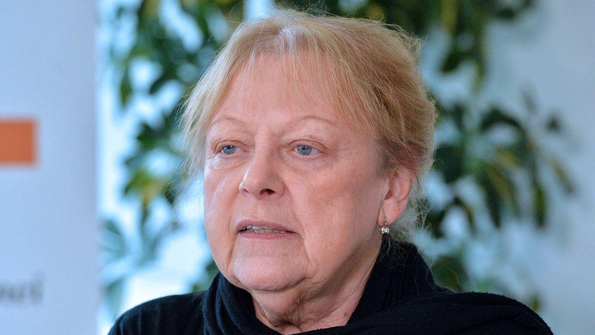 Zemřela Milena Černá, dlouholetá ředitelka Výboru dobré vůle