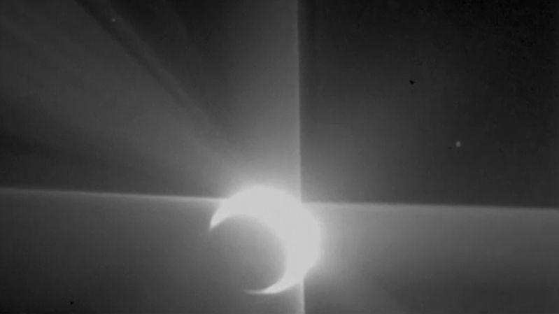 Sonda Solar Orbiter zachytila Venušinu záři