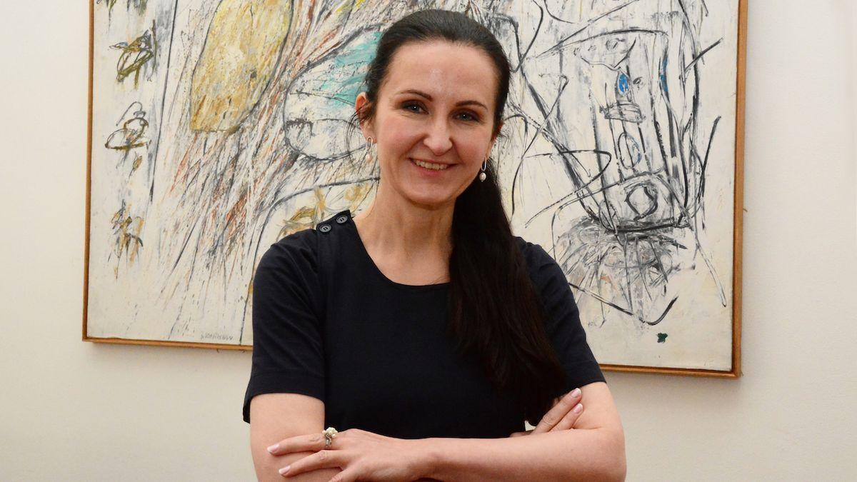 Ředitelka Národní galerie Alicja Knastová: Musíme být otevřenější a přátelštější