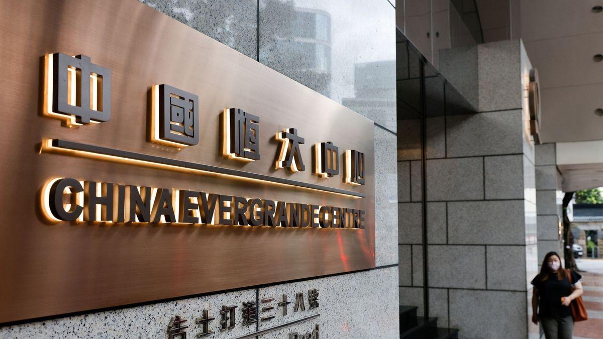 Čínská společnost Evergrande směřuje ke krachu, otřes hrozí celé zemi